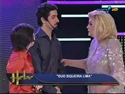 Duo Siqueira Lima na