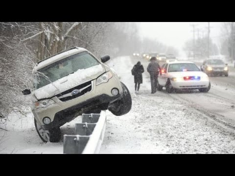 Car Crash Compilation FEBRUARY 2014 *NEW*