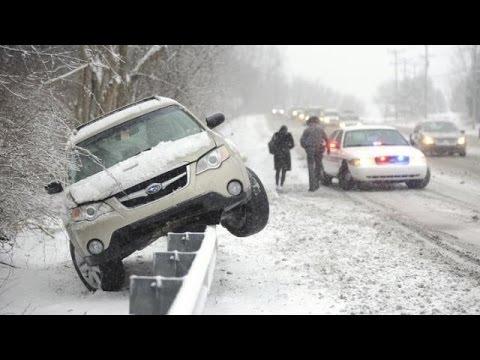 Car Crash Compilation FEBRUARY 2014 *NEW*