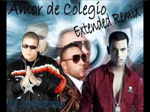 Amor de Colegio ft. Hector y Tito - Don Omar (Remix 93BPM  Dj Jowar 220)