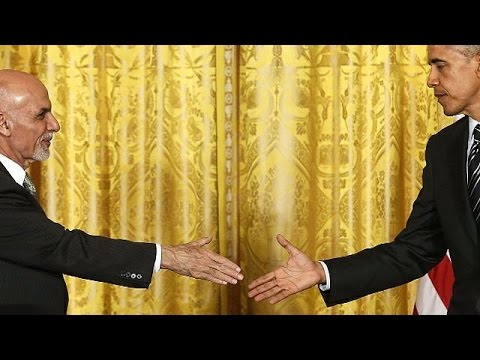 New president 'new chapter' : Obama and Afghan leader Ashraf Ghani seek to repair toxic relations