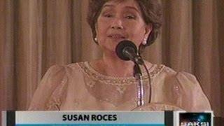 Saksi: Susan Roces, emosyonal na tinanggap ang Nat