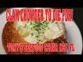 Tony's Seafood Cedar Key Florida Winter 2017
