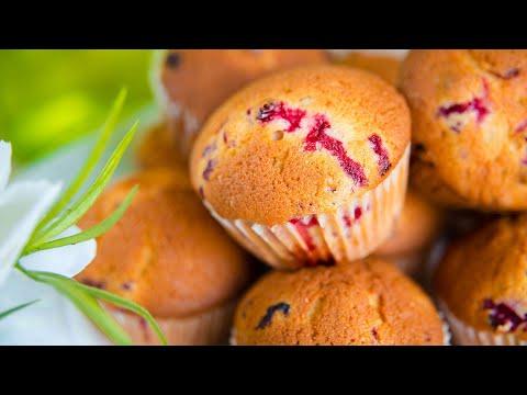 Маффины (Muffins) - легкий базовый рецепт кексов - как приготовить вкусные маффины