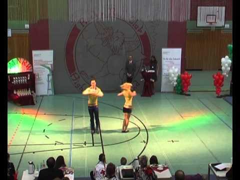 Elisabeth Hirche & Rene Kleinstück - Landesmeisterschaft NRW 2013