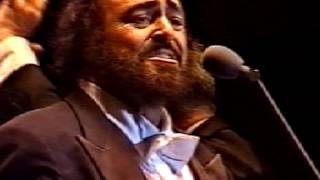 Luciano Pavarotti Video - Mercedes Sosa y Luciano Pavarotti - Cuore ingrato