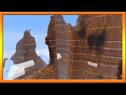 Minecraft 1.7 Biomes Mesa Minecraft 1.7 Snapshot Giant