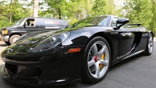 How to Polish Black Paint: Carrera GT