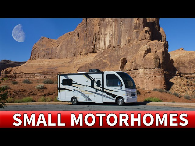 Small Motorhomes | RV Reviews: Thor Axis Small Class A ...