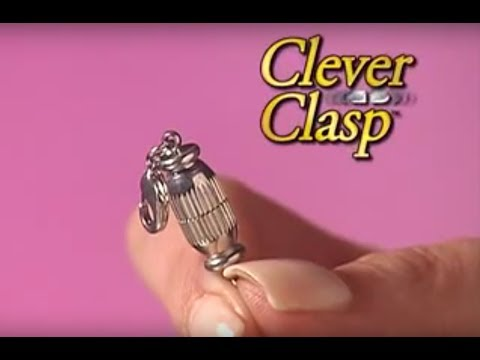 Fred Vanore Clever Clasp Direct Response TV Commercial