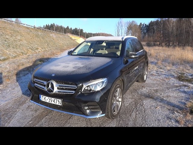 [PL] 2016 Mercedes-Benz GLC Test PL / Prezentacja / In Depth Tour