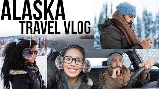 Alaska Travel Vlog | With my Husband #irenesarahtravels