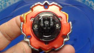 Beyblade The mechanism of the Delta Drive. ベイブレード