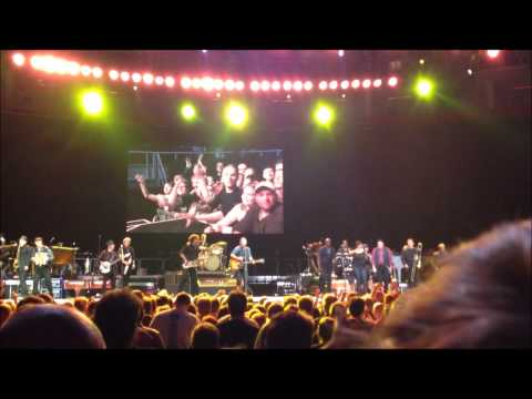 Bruce Springsteen @ Turku May 7, 2013: Pay me my money down
