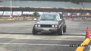 Part 2: Slalom Drift KE70 BEAM