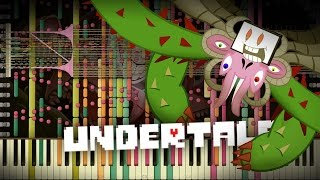 Synthesia: Undertale - Finale | 123,000 Notes | Black MIDI
