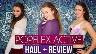 POPFLEX Active Haul + Honest Review