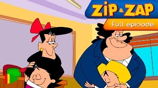 Zip & Zap - 11 - Nightmare of Evilina