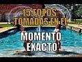 15 FOTOS TOMADAS EN EL MOMENTO EXACTO