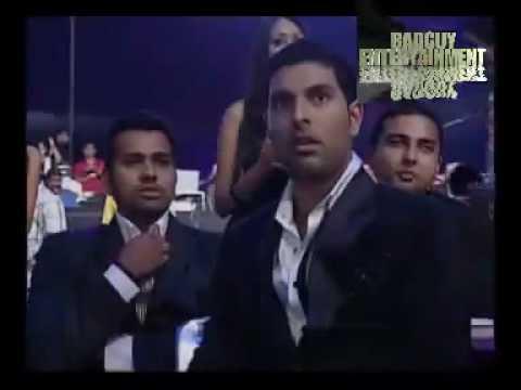 Ishant Sharma  &  Yuvraj Dance