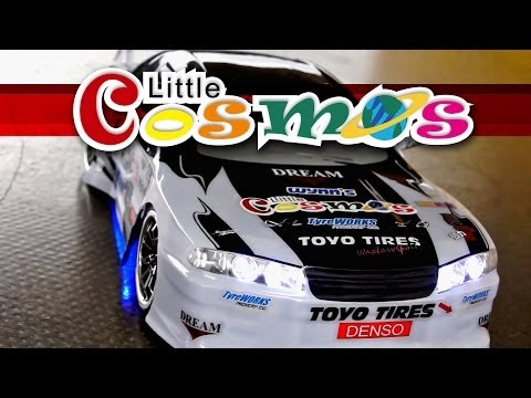 HobbyKing Product Video - Little Cosmos Drift Car