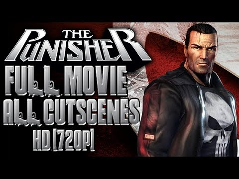 The Punisher™ FULL MOVIE (All Cutscenes) [720p]