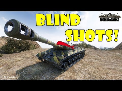 World of Tanks - Funny Moments | BLIND SHOTS! #11