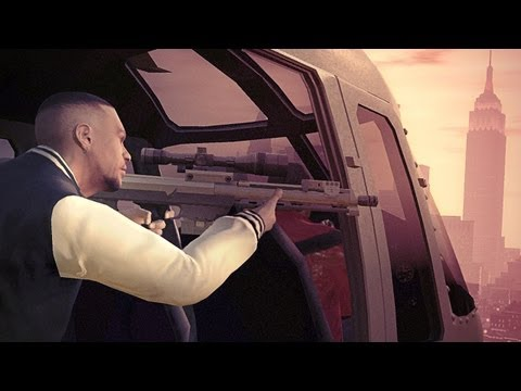 HELICOPTER BATTLE (GTA 4)