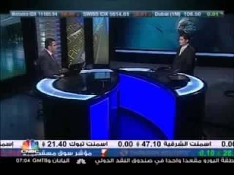 Nour Eldeen on CNBC Arabia 20.11.2011