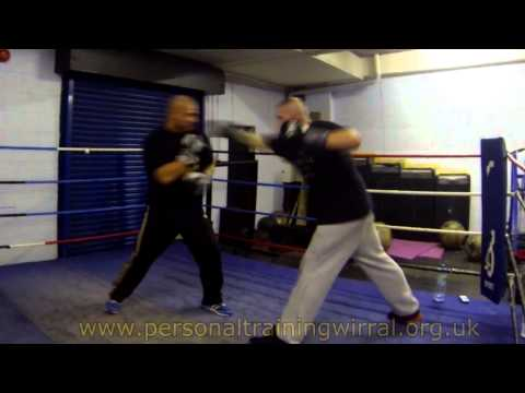 Boxing Training Birkenhead&Wirral 121 Pro Trainer Image 1