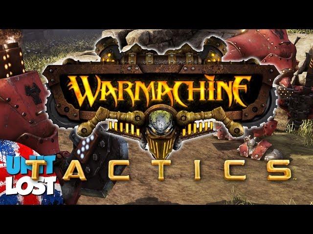 Руководство запуска: WARMACHINE Tactics по сети
