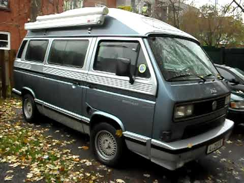 Vw T3 Dehler Profi 89 Youtube