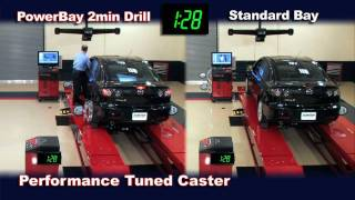 Two Minute Alignment Check with the Hunter PowerBay Express Alignment System