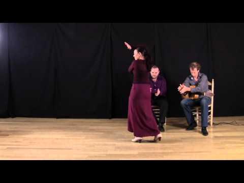 Solea por Buleria: Primera letra, sin guitarra