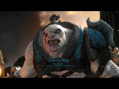 Middle Earth: Shadow of War - Death is not the End Trophy / Achievement Guide