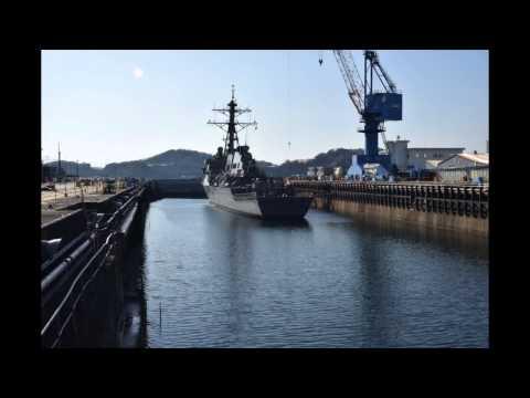 Big Bad John Dry Docking 2015
