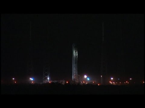 Musk's SpaceX Rocket Launch Aborted During Countdown