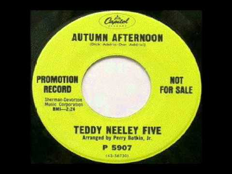 The ted neeley five - Autumn Afternoon