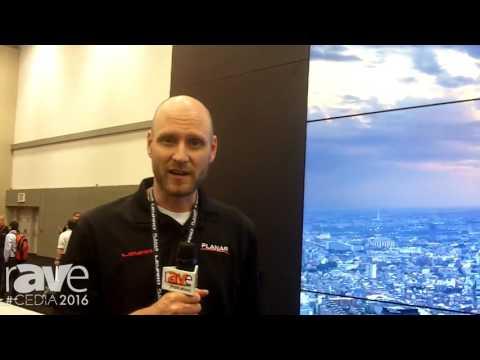 CEDIA 2016: Leyard Planar Shows Clarity Matrix Video Wall System With Ultra Narrow Bezel