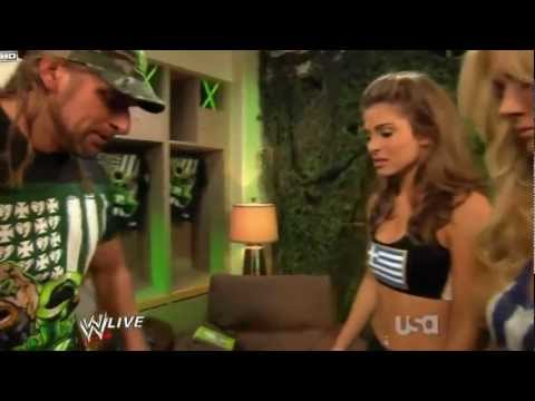 DX Funny Moment with Nancy O