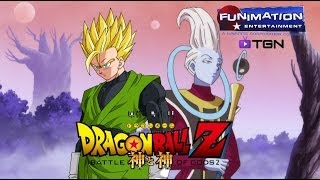 Super Saiyan God GOHAN Dragon Ball Z BATTLE OF GODS 2 2014|2015 MOVIE