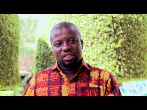 Eric Osiakwan Introduces Angel Fair Africa