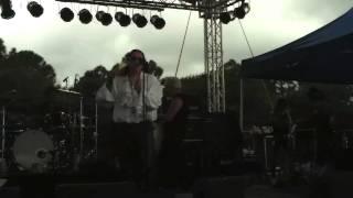 Lil' Devil and Wildflower by Cult Revolution featuring Les Warner at 80's in the Park