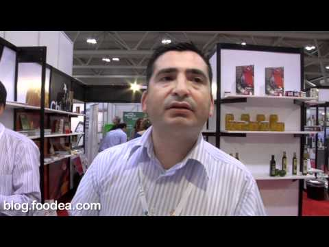 Merken Spice Blend from Chile - SIAL Show Toronto 2011