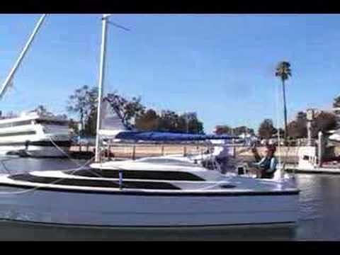 macgregor roller reefing main sail