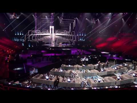 Eurovision 2016 Voting Test (First Dress Rehearal Grand Final)