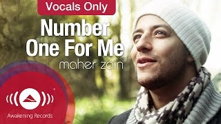Watch Maher Zain Number One For Me video
