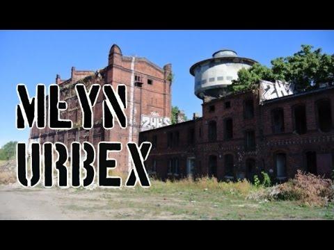 Opuszczony Młyn W Poznaniu - Urban Exploration Urbex #9