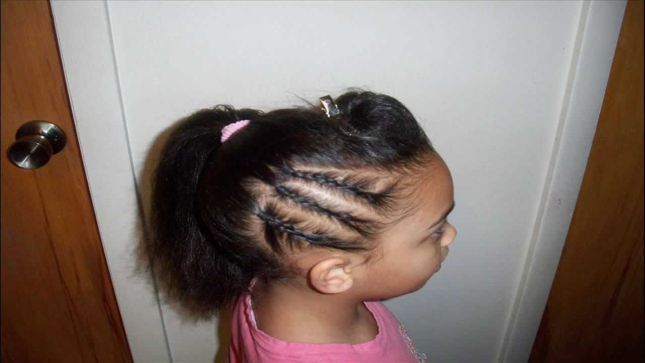 Girls Hairstyles For 2013  YouTube - Cute Easy Fast Hairstyles