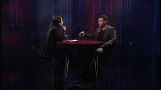 Maria Hinojosa interviews Haaz Sleiman